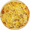 pizza amb carn